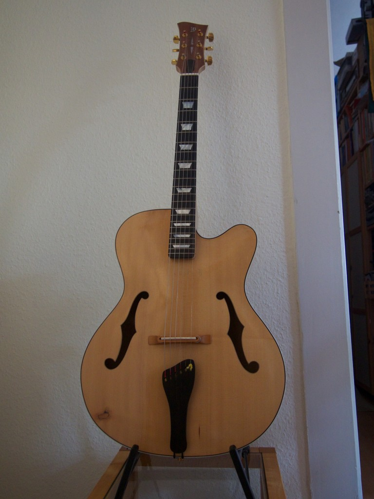 Archtop #1