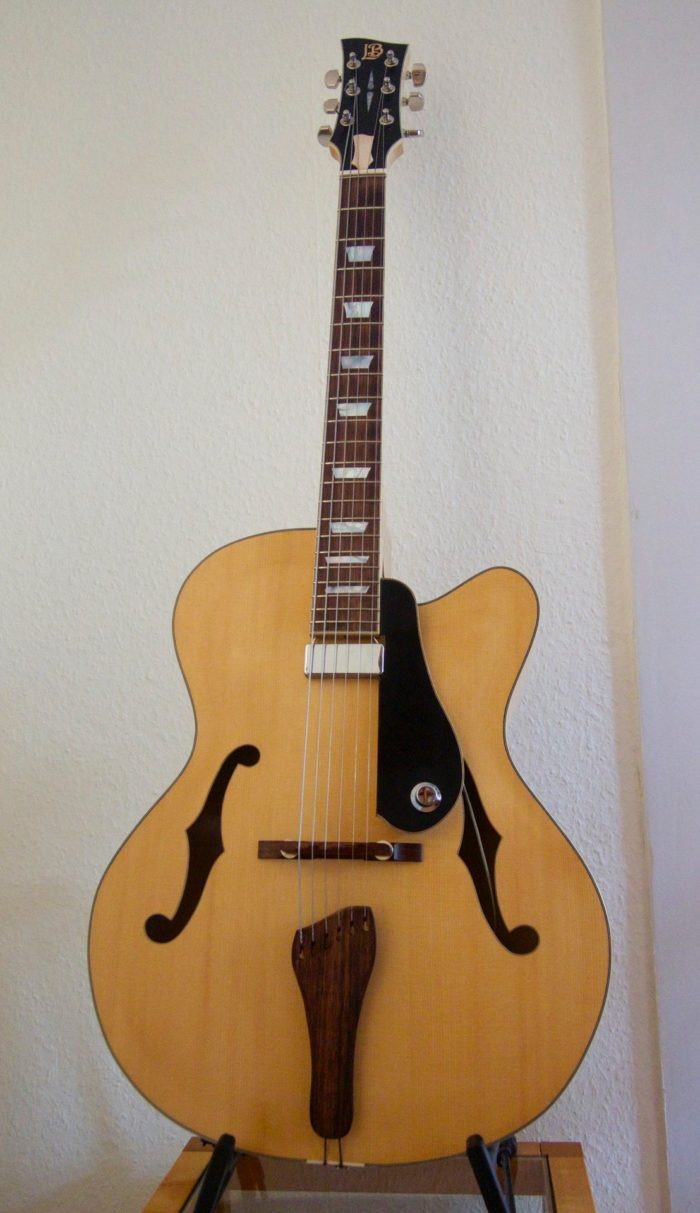 Second Archtop #3
